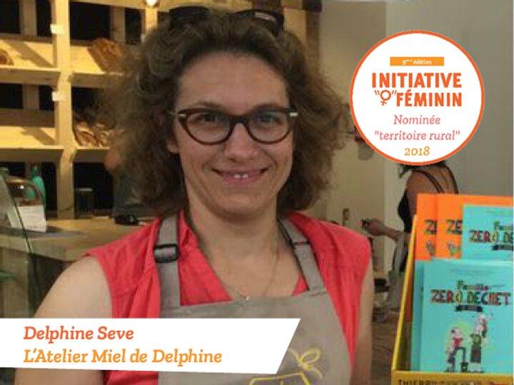 Delphine Sève – L'Atelier Miel de Delphine